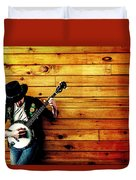 Country Music Duvet Cover