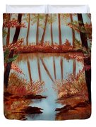 Country Reflections Duvet Cover