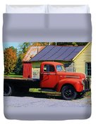 Country Roads Duvet Cover