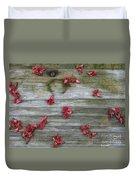 Country Seedling Duvet Cover