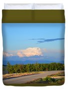 Country View  Duvet Cover