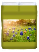 Country Wildflowers Duvet Cover