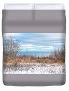 Country Winter 16 Duvet Cover