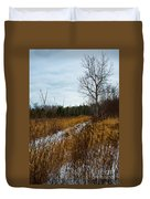 Country Winter 4 Duvet Cover