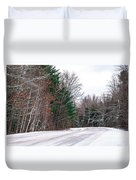 Country Winter 9 Duvet Cover