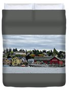 Coupeville Delight Duvet Cover