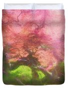 Courage Tree Duvet Cover