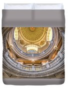 Courthouse Dome Duvet Cover