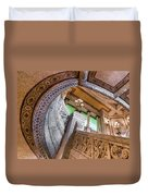 Courthouse Stairs Duvet Cover