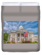 Courthouse2 Duvet Cover