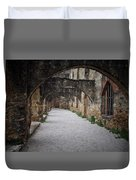 Courtyard Archway Duvet Cover