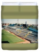 Coventry City - Highfield Road - East Stand Swan Lane 2 - August 1991 Duvet Cover