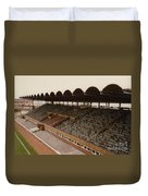 Coventry City - Highfield Road - South Side Main Stand 1 - 1969 Duvet Cover