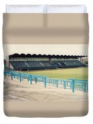 Coventry City - Highfield Road - South Side Main Stand 2 - August 1991 Duvet Cover