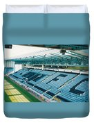 Coventry City - Highfield Road - South Side Main Stand 3 - August 1997 Duvet Cover