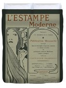 Cover Page From Lestampe Moderne Duvet Cover