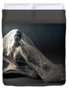 Covered Nude Duvet Cover