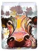 Cow Splotch Duvet Cover