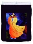 Cowboy Blue Duvet Cover