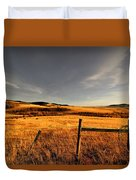 Cowboy Trail Duvet Cover