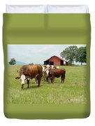 Cows8939 Duvet Cover