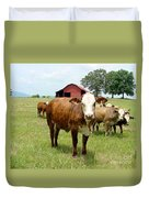 Cows8944 Duvet Cover