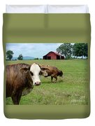 Cows8986 Duvet Cover