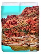 Coyote Butte Duvet Cover