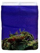 Crab Cakez 5 Duvet Cover