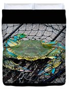 Crabby About This Duvet Cover