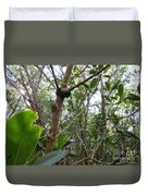 Crabs On A Tree Duvet Cover