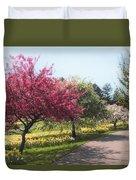 Crabtree Allee II Duvet Cover