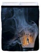 Cracked Bulb Duvet Cover