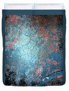 Cracked  Duvet Cover