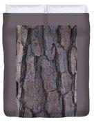 Cracks Of Time Duvet Cover