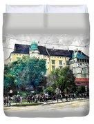 Cracow Art 2 Wawel Duvet Cover