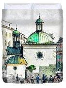 Cracow Art 3 Duvet Cover