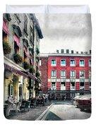 Cracow Art 4 Kazimierz Duvet Cover