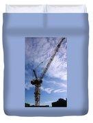 Crane Bk Duvet Cover