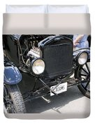 Crank Duvet Cover