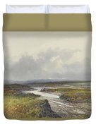 Cranmere Pool, Dartmoor Duvet Cover