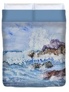 Crashing Wave IIi Duvet Cover
