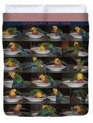 Crayolas Bath Time Duvet Cover