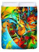 Crazy Blue 3569 Duvet Cover