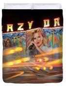 Crazy Dance Duvet Cover