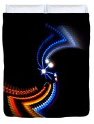 Crazy Dancer Duvet Cover