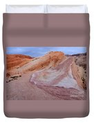 Crazy Hill 2 Duvet Cover