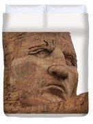 Crazy Horse Duvet Cover