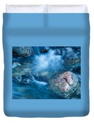 Crazy Water Duvet Cover