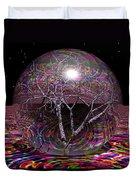 Crazy World- Duvet Cover